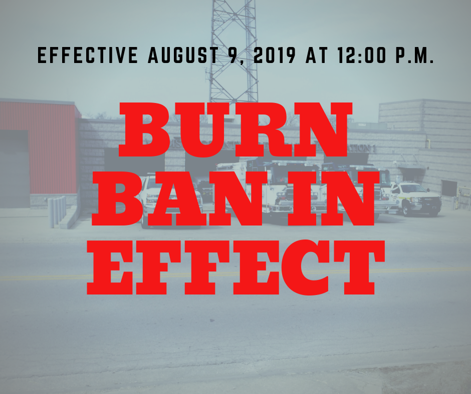 Effective August 9 2019 at 12 00 p.m. 1